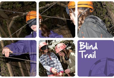blind trail