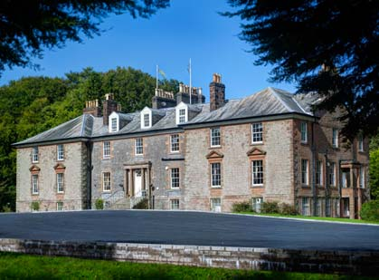 lockerbie manor house