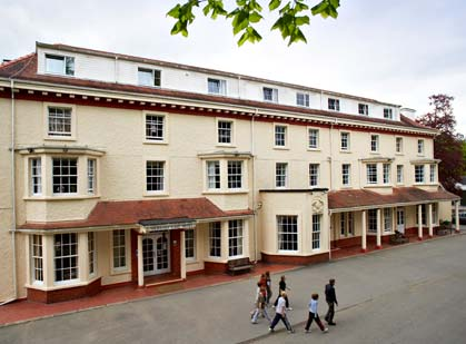 school residential accommodation